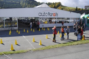 Impressionen - Promotion Oktober 2012